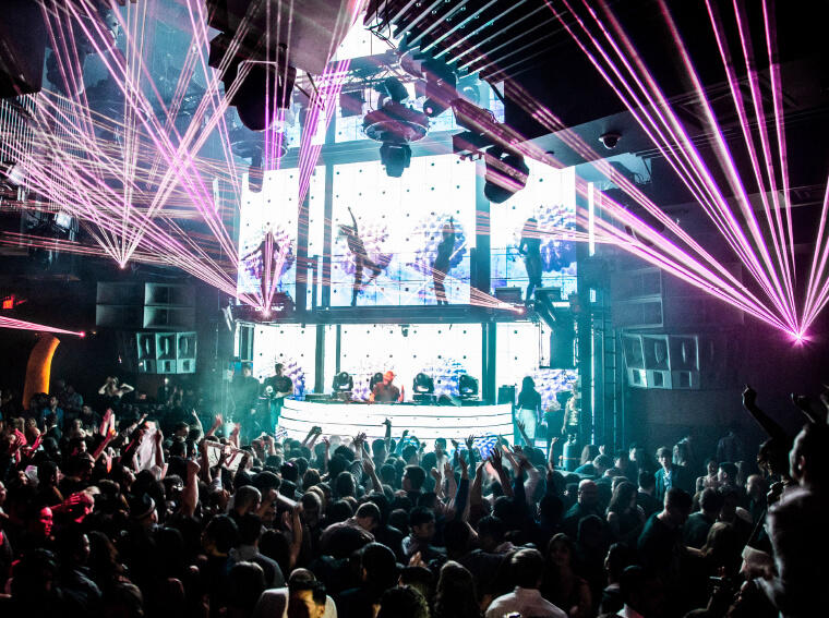 Club Marquee Vegas