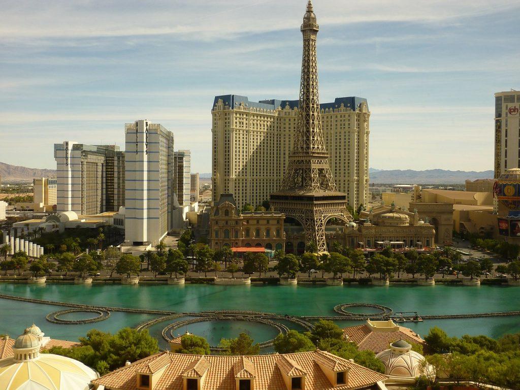 Torre Paris las Vegas