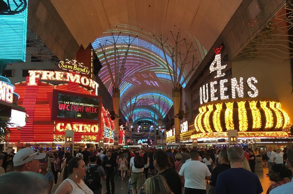 Las Vegas Viejo - Downtown