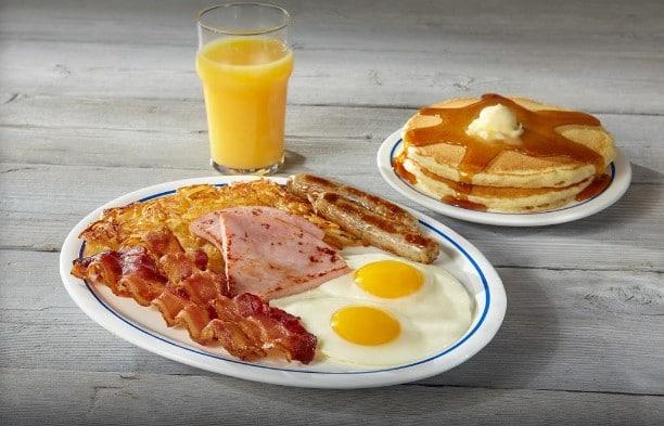 lugares para desayunar en las vegas