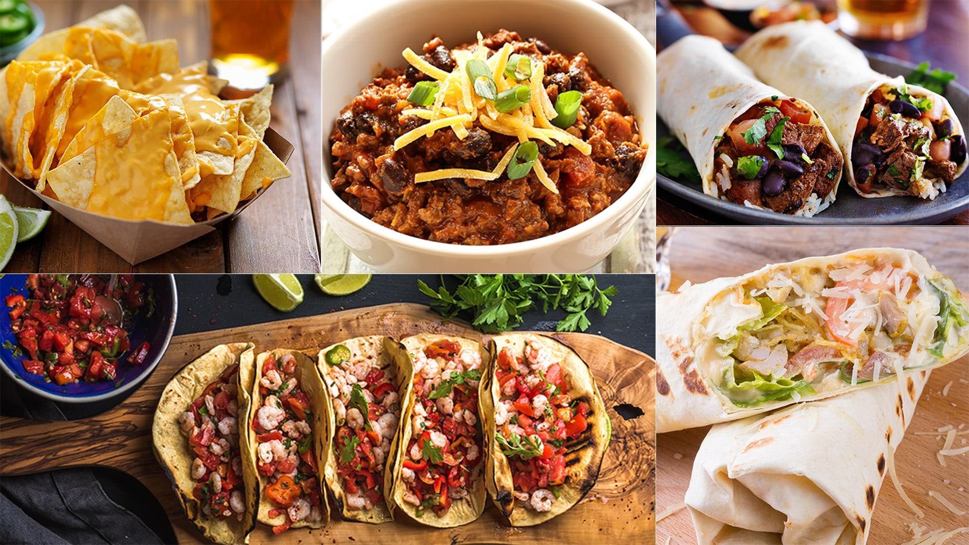 Mejores restaurantes de comida mexicana en Las Vegas