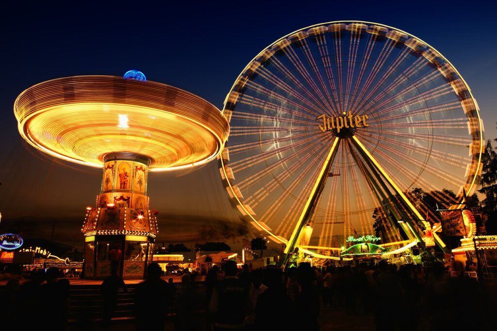Mejores parques de diversiones en Las Vegas